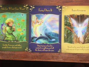 Fairy Card Readings