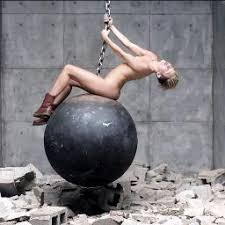 It Came In  Like A Wrecking Ball …..