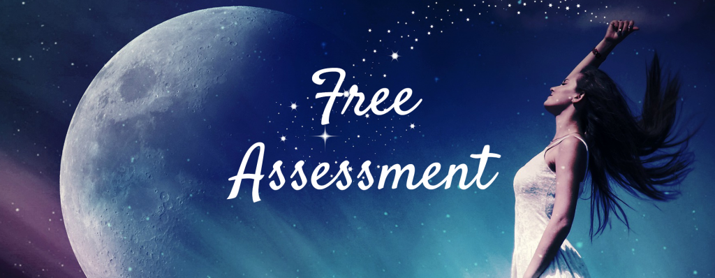 Free assessment psychic abilities and blocks to your manifestation